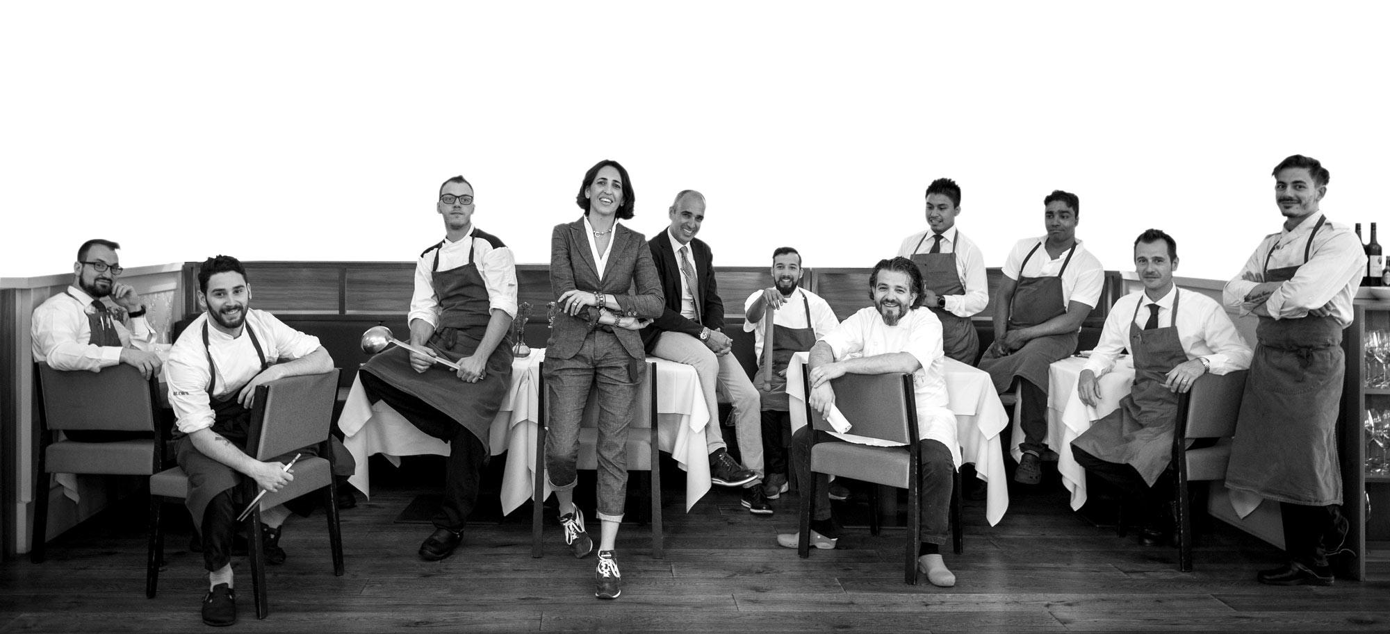 team2 - In Viaggio - Claudio Melis Ristorante